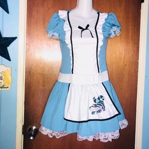 Alice In Wonderland Cheshire Cat Dress